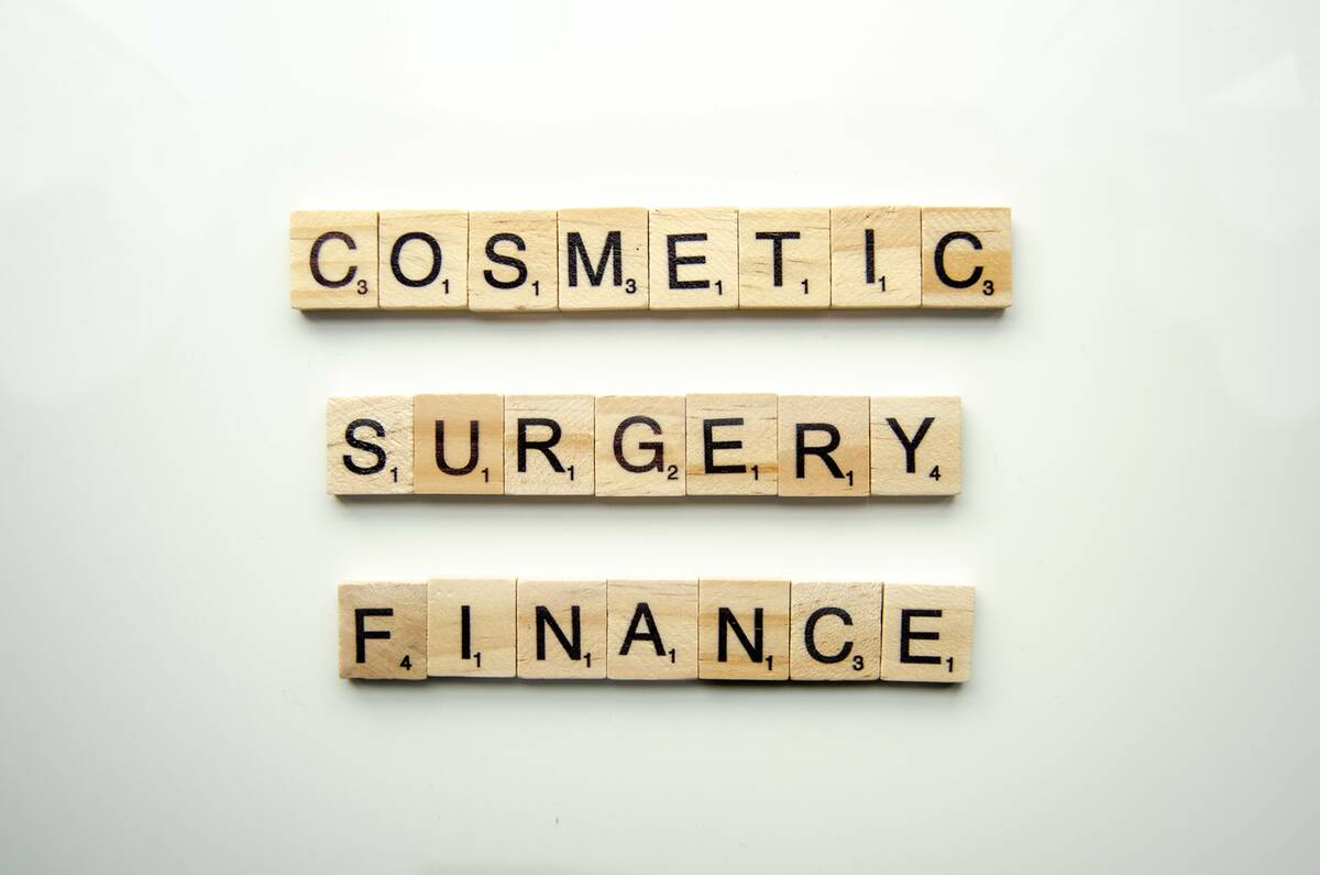 what is cosmetic surgery financing